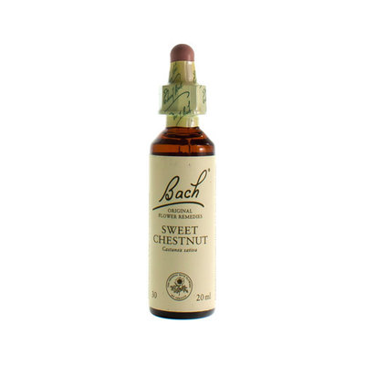 BACH FLOWER REMEDIE 30 SWEET CHESTNUT 20ML