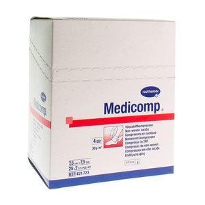 MEDICOMP KP STER 4PL 7,5X7,5CM 25X2 4217236