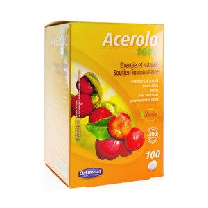 ACEROLA VITAMINE C 1000MG  COMP 100
