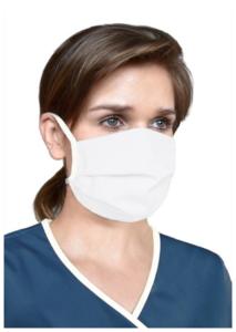 Herbruikbaar mondmasker katoen €6,00/stuk (verpakt per 5)