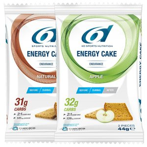 6D ENERGY CAKE APPEL 6X44G