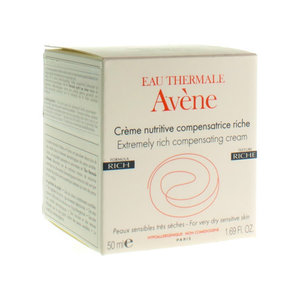 avene voedende rijke creme pot 50ml christophar. Black Bedroom Furniture Sets. Home Design Ideas