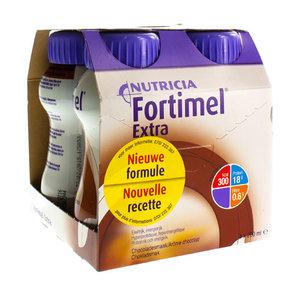 FORTIMEL EXTRA CHOCO NF 4X200ML