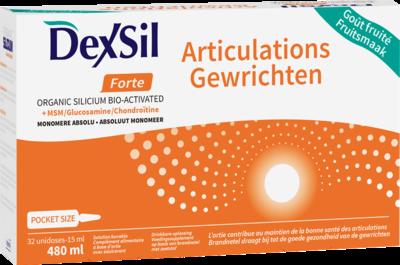 DEXSIL PHARMA GEWRICHTEN FORTE UD 32X15ML