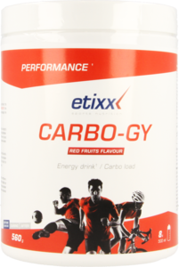 ETIXX CARBO GY RED FRUITS POEDER 560G
