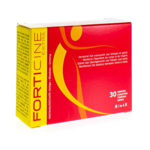 FORTICINE EXTRA TABL 30