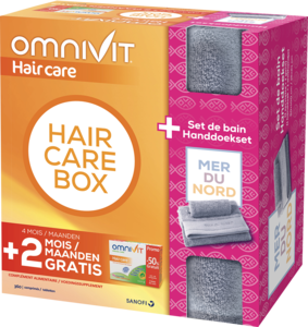 OMNIVIT HAIR CARE DUO TABL 360 + CADEAU