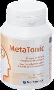 METATONIC COMP 60 METAGENICS