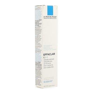 LRP EFFACLAR K+ 40ML